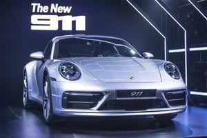 Porsche 911 mới giá từ 7,65 tỷ đồng tai Việt Nam