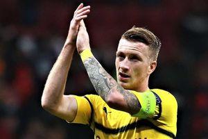 Dortmund bị cầm hòa trong ngày Marco Reus ghi bàn