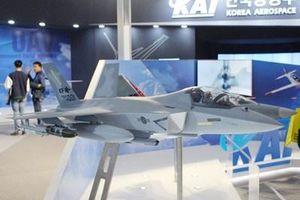 Tiêm kích tương lai của Hàn Quốc sẽ ra mắt vào năm 2021