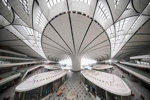 Loạt công nghệ hiện đại trong siêu sân bay 12 tỷ USD vừa được khai trương tại Trung Quốc