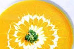 Súp bí đỏ siêu ngon và giàu dinh dưỡng cho bữa sáng