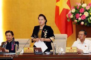Thường vụ Quốc hội xem xét sáp nhập huyện, xã ở Thanh Hóa, Bắc Giang, Bắc Ninh