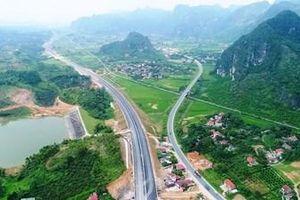 Thông xe kỹ thuật cao tốc Bắc Giang - Lạng Sơn đầu tư 12.000 tỉ đồng