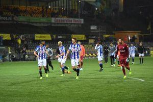 Đoàn Văn Hậu dự bị trong ngày Heerenveen thắng đậm Venlo