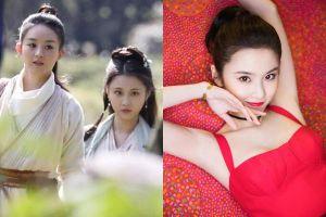 Triệu Lệ Dĩnh chịu cảnh lép vế trước nhan sắc xinh đẹp của 'Tiểu Lưu Diệc Phi'