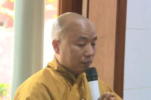 Đình chỉ chức trụ trì chùa Nga Hoàng đối với Đại đức Thích Thanh Toàn