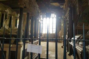 Bí ẩn hầm mộ nghi chôn cất thi thể Công nương Diana