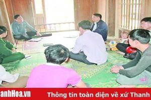 Huyện Lang Chánh thực hiện hiệu quả chính sách dân tộc