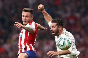 Atletico Madrid và Real Madrid cưa điểm trong trận cầu nhạt nhẽo