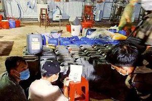 Phá đường dây sản xuất ma túy do người Trung Quốc đứng đầu ở Kon Tum (Bài 2): Giây phút 'cân não' trước giờ thu 'mẻ lưới' lớn