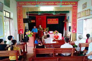 Sắp xếp đơn vị hành chính cấp xã, huyện ở Hà Tĩnh - Bài 1: Những bài học kinh nghiệm