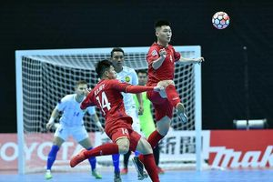 Futsal Đông Nam Á bị cắt một suất dự vòng chung kết châu Á