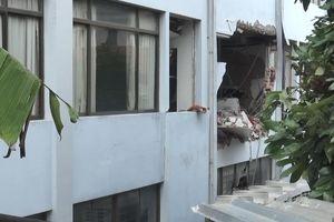 Phó giám đốc Công an Bình Dương: 'Có vụ nổ tại Cục Thuế tỉnh'