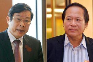 Đề nghị khai trừ Đảng ông Nguyễn Bắc Son, Trương Minh Tuấn