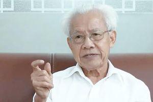 Bộ GD&ĐT phản hồi kiến nghị về việc SGK của GS Hồ Ngọc Đại bị loại