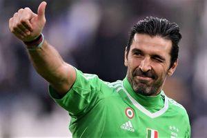 Buffon: 'Cảm ơn cuộc đời vì không để tôi vô địch Champions League'