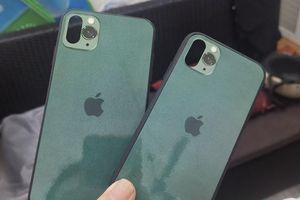 Cách biến iPhone XS thành iPhone 11 Pro giá 200.000 đồng