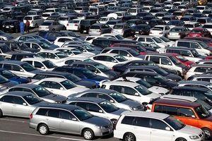 Lượng ô tô nhập khẩu đạt 2,4 tỷ USD sau 9 tháng