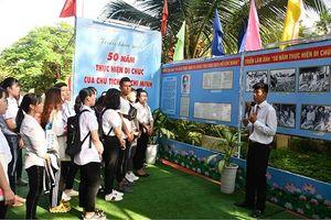 Cần Thơ thực hiện Di chúc của Chủ tịch Hồ Chí Minh
