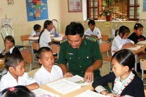 Phòng ngừa trẻ em lao động sớm ở vùng biên