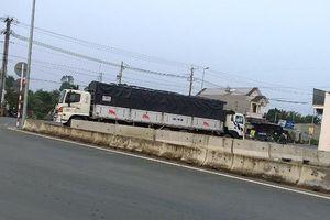 Mất an toàn giao thông ở cầu Cao Lãnh