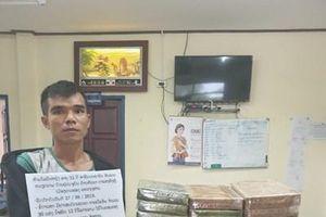 BĐBP tỉnh Thanh Hóa: Bắt hai đối tượng thu 32 bánh heroin