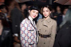 Hương Giang đọ sắc cùng 'ma nữ xinh đẹp nhất Thái Lan' trong show diễn Le Défilé L'Oreál Paris