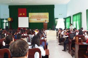 Sóc Trăng: Tập huấn phổ biến kiến thức Pháp luật cho gần 300 giáo viên dạy môn GDCD