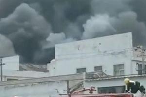 Nhà máy đồ gia dụng cháy lớn, 27 người thương vong