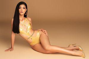 Á hậu Kiều Loan gây sốt với loạt ảnh bikini táo bạo trước thềm Miss Grand 2019
