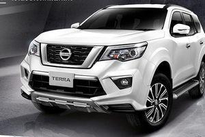 Nissan Terra thêm trang bị thể thao, cạnh tranh Toyota Fortuner