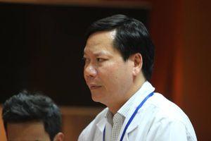 Khai trừ Đảng cựu giám đốc bệnh viện Đa khoa tỉnh Hòa Bình