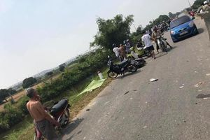 Xe tải đâm 2 học sinh thiệt mạng, nhiều người khác bị thương