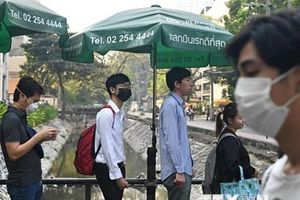 Ô nhiễm không khí tại Bangkok lên mức có hại cho sức khỏe
