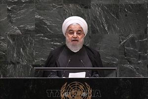 Iran sẵn sàng thảo luận về liên minh khu vực để thiết lập hòa bình