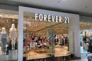 Forever 21 đệ đơn xin phá sản tại Mỹ
