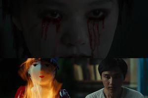 Phim kinh dị Việt 'Bắc Kim Thang' tung trailer u tối, rùng rợn với cô gái chết oan, con bù nhìn rướm máu