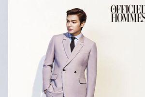 Lee Min Ho cực thu hút khi xuất hiện trên tạp chí, chia sẻ về bản thân sau thời gian dài vắng bóng!