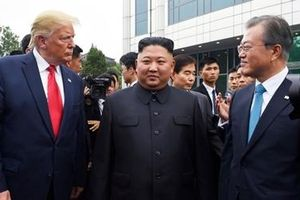 Tổng thống Hàn Quốc hé lộ bất ngờ về khả năng thượng đỉnh Trump-Kim lần ba