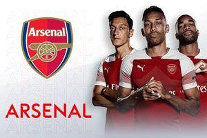 Đội hình dự kiến của Arsenal trước MU: Aubameyang đá cặp Nicolas Pepe