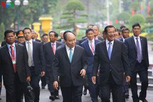 Thủ tướng Campuchia Hun Sen thăm chính thức Việt Nam từ ngày 4/10