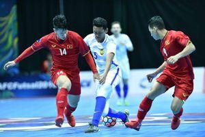 Futsal Đông Nam Á chỉ còn 3 suất tham dự vòng chung kết châu Á