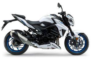 Khám phá naked bike Suzuki 749cc, giá gần 290 triệu
