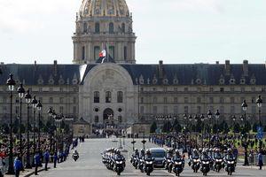 Lãnh đạo thế giới dự tang lễ cựu Tổng thống Jacques Chirac