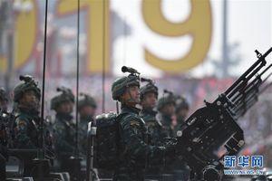 Lễ duyệt binh mừng Quốc khánh lớn nhất từ trước đến nay của Trung Quốc