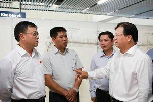 Phó Thủ tướng trao đổi 'nóng' với Tổng thầu Trung Quốc về đường sắt Cát Linh - Hà Đông