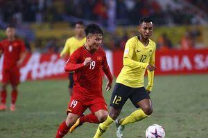 Malaysia sợ thua ở Mỹ Đình