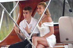 Justin Bieber và Hailey nói 'Tôi đồng ý' trong lễ cưới
