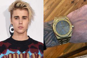 Đồng hồ 33.000 USD Justin Bieber đeo trong đám cưới có gì đặc biệt?
