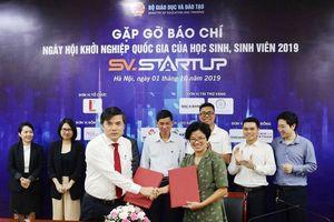 Cơ hội tiếp cận khởi nghiệp của học sinh, sinh viên toàn quốc
